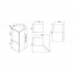 SMEG Kombinirani hladnjak  FA390X4