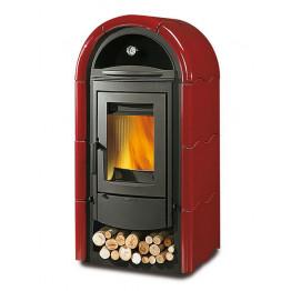NORDICA peć  na kruta goriva s pećnicom STEFANY