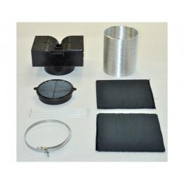 BOSCH Komplet za recirkulaciju zraka DHZ5595