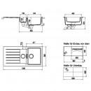 SCHOCK Sudoper SIGNUS D-150