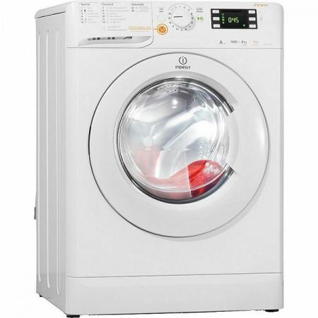 INDESIT Perilica i sušilica rublja XWDE 861480X WWGG EU