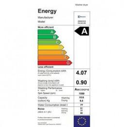 ELECTROLUX Perilica i sušilica rublja EW9W161B