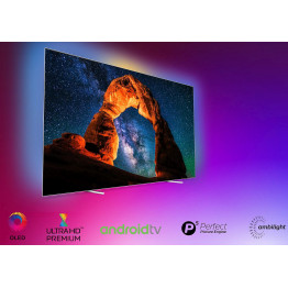 PHILIPS OLED TV 139cm 55OLED803