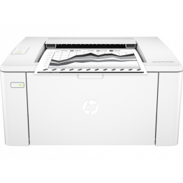 HP Printer Mono LaserJet M102w