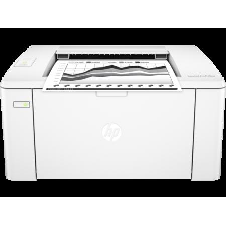 HP Printer Mono LaserJet M102w